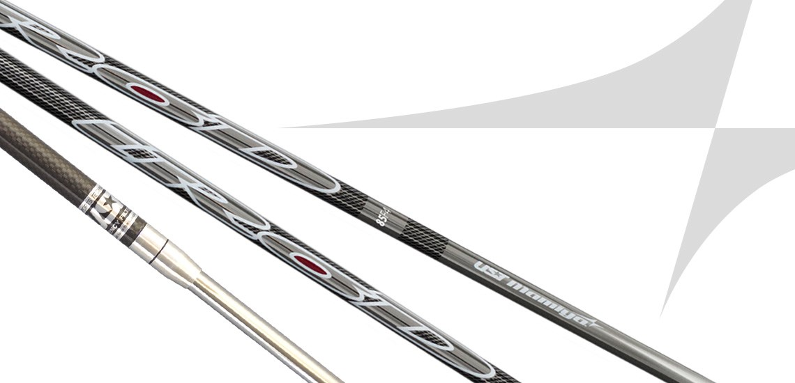 UST Mamiya Interlinked Carbon™ Fiber Technology