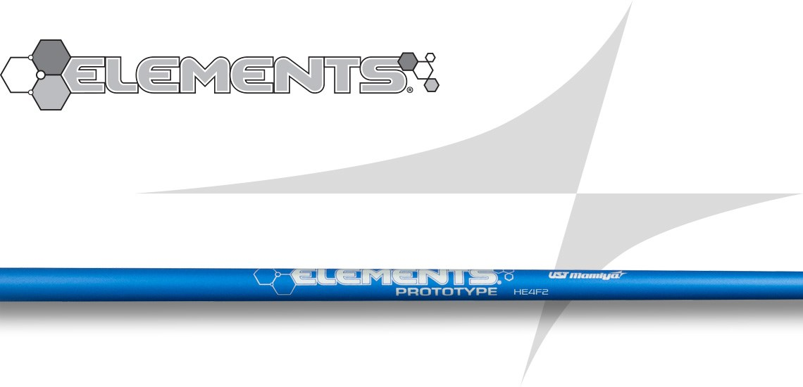 Elements Helium Wood Shafts