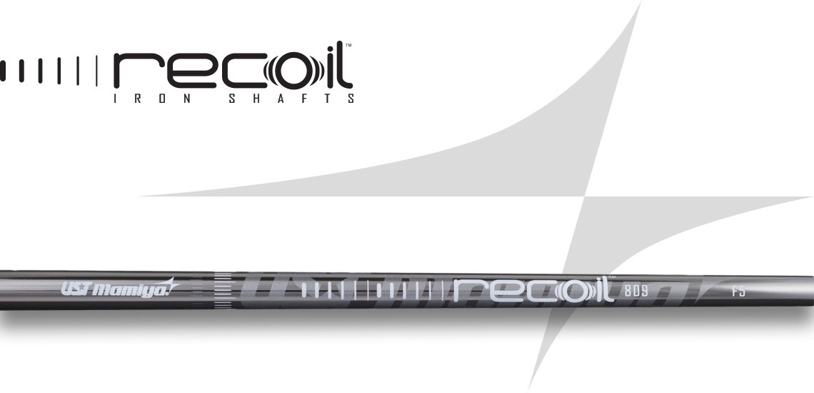 Recoil 800 Series Iron