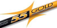 UST Mamiya 55 Gold Wood Shaft