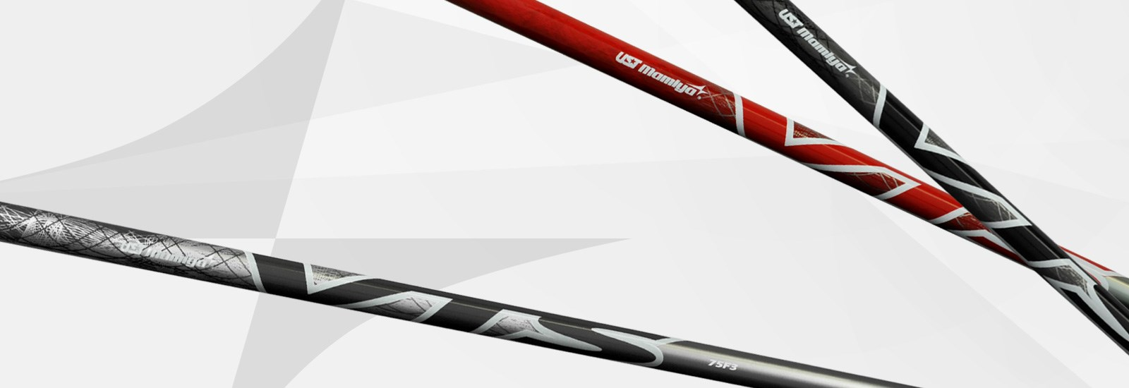 UST Mamiya VTS Golf Shafts