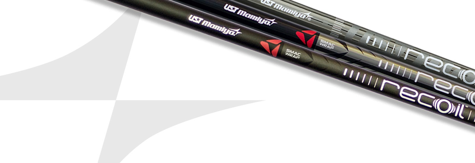 UST Mamiya Recoil Graphite Shafts