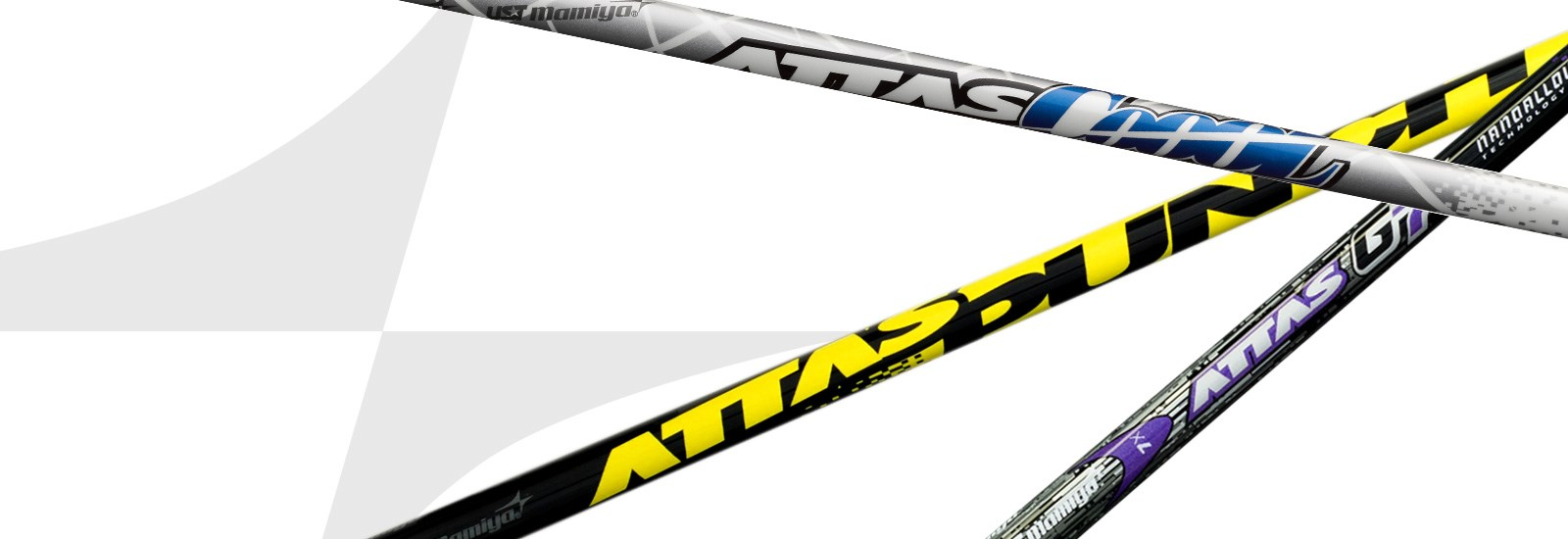 UST Mamiya ATTAS Golf Shafts