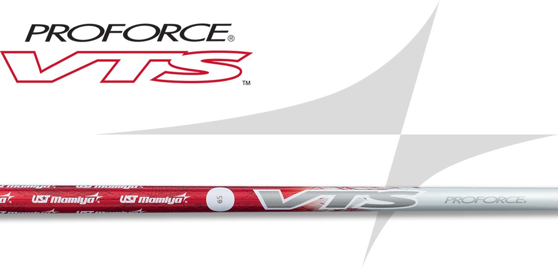PROFORCE VTS Silver Wood Golf Shaft by UST Mamiya
