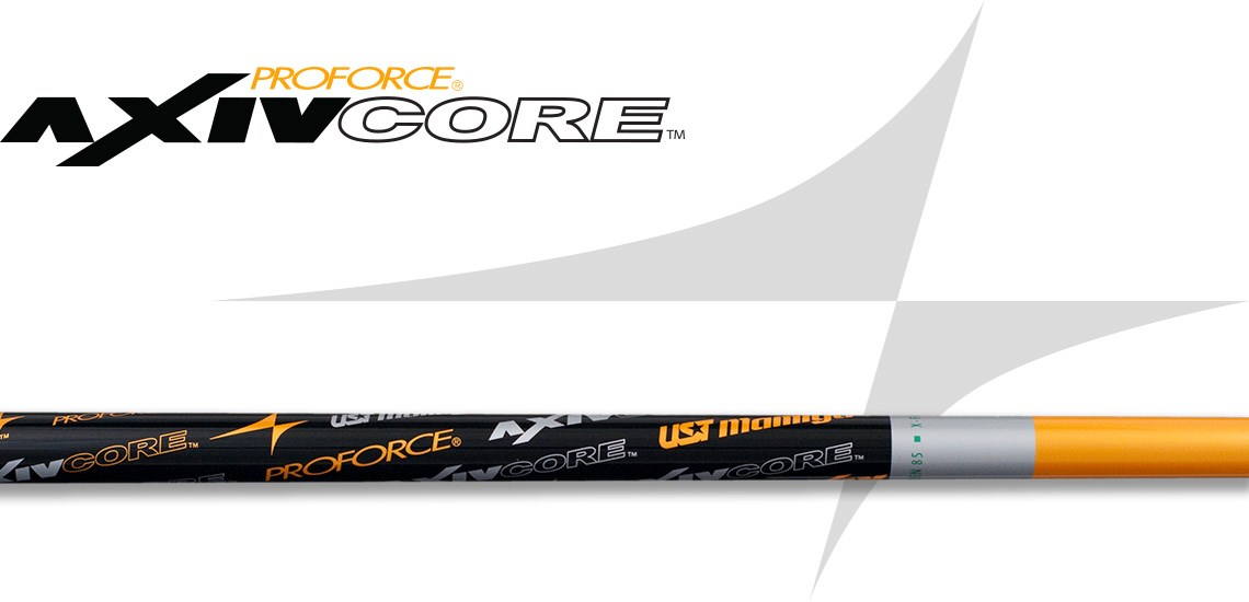 PROFORCE AXIVCORE Black Wood