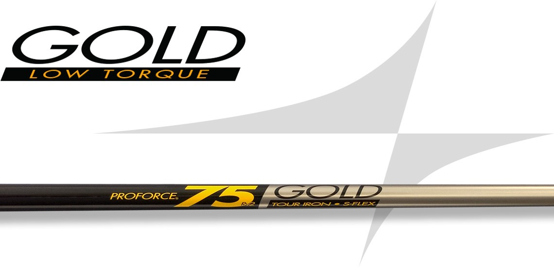 PROFORCE Rv2 GOLD 75 Iron