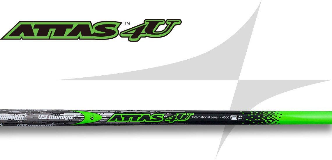 ATTAS 4U Wood Shafts