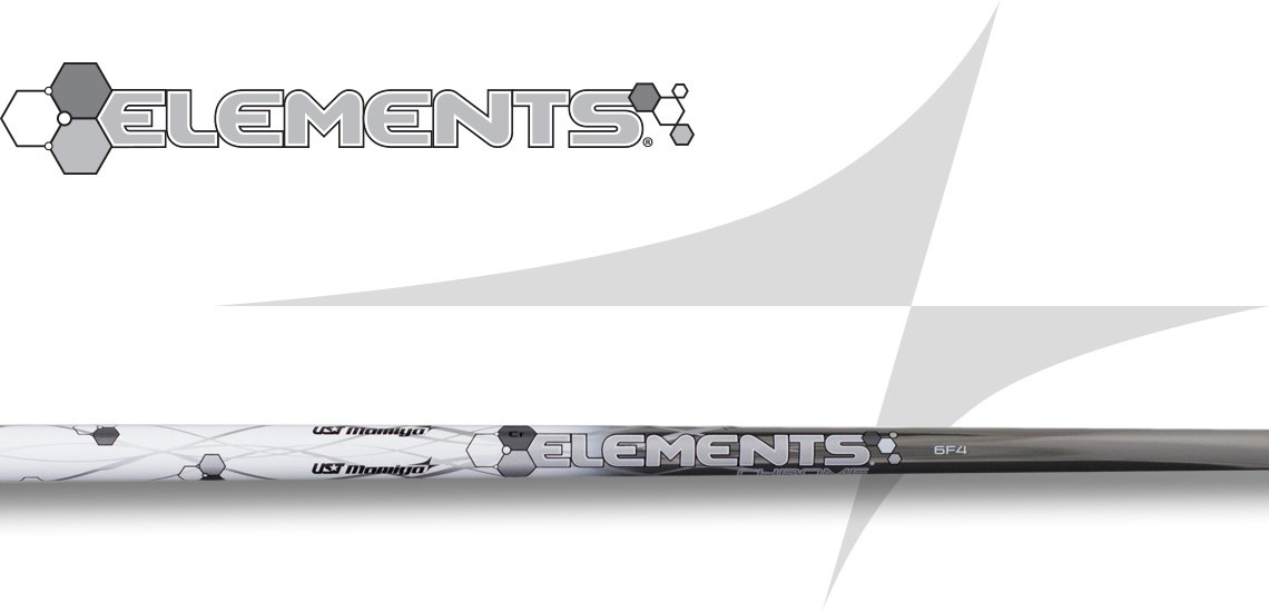 Elements Chrome Wood Shafts