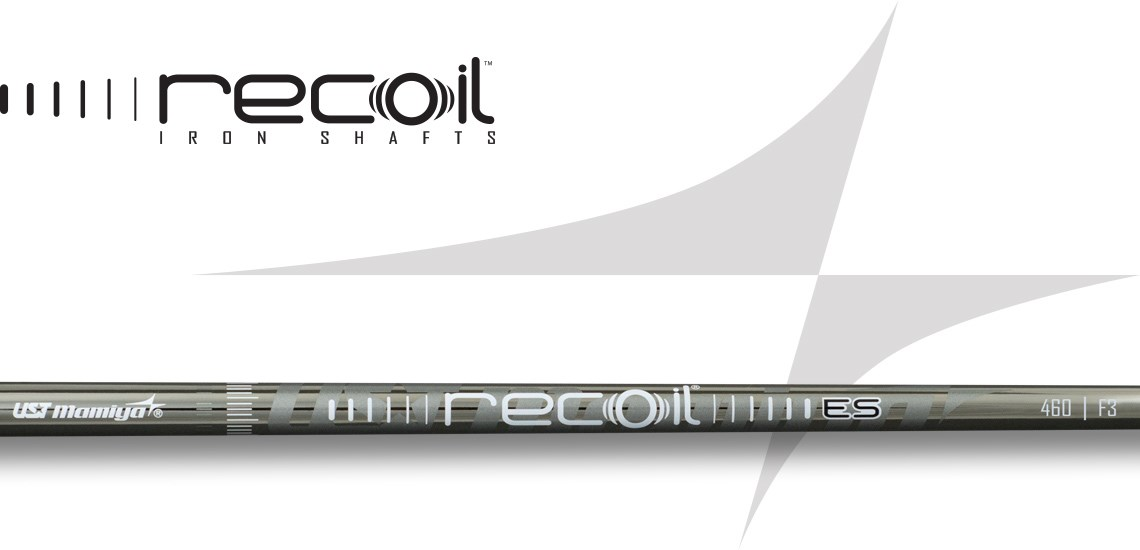 Recoil 460 ES Iron Shafts