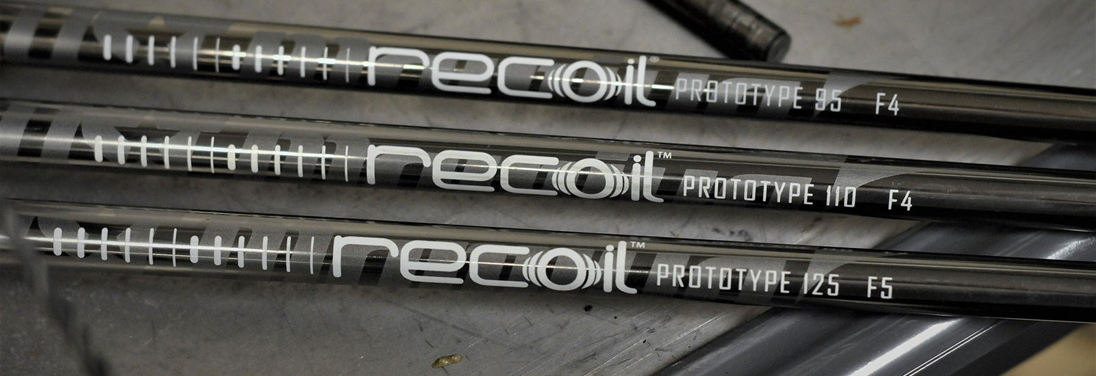 Recoil 95 Prototype Iron