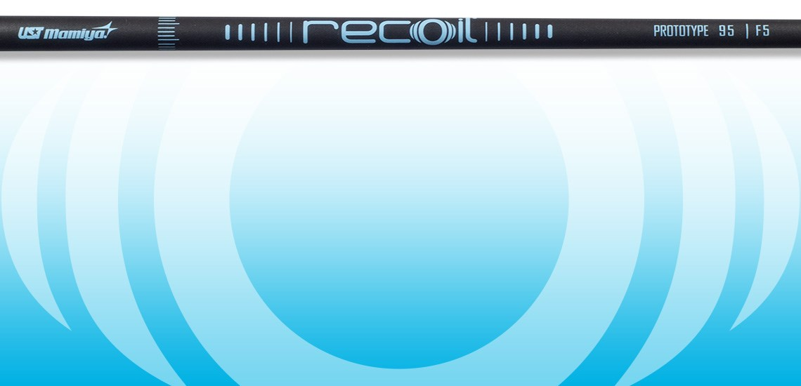 Recoil Custom in Blue