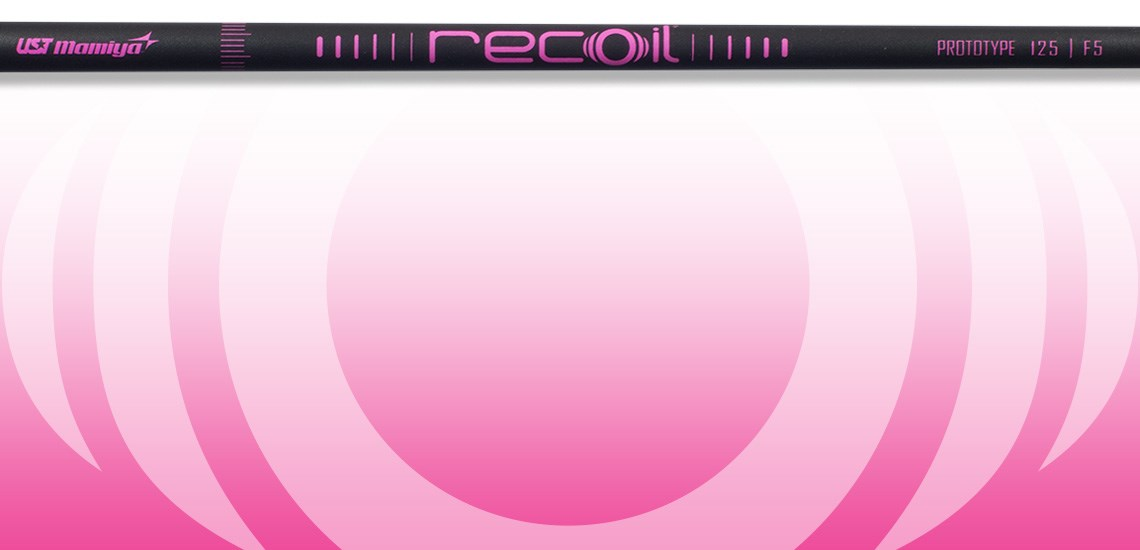 Recoil Custom in Pink