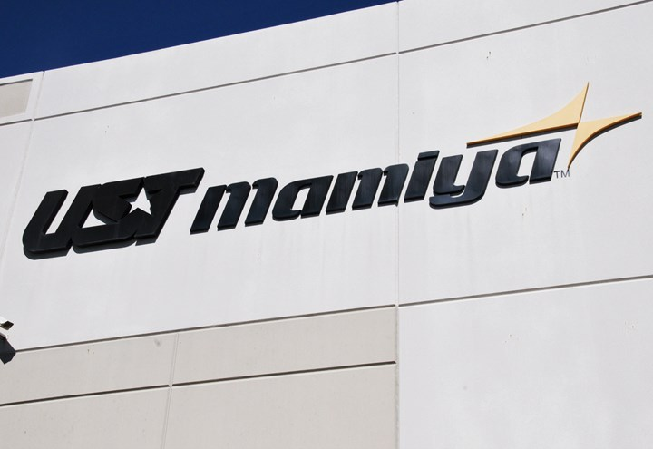 UST Mamiya Graphite Golf Shafts