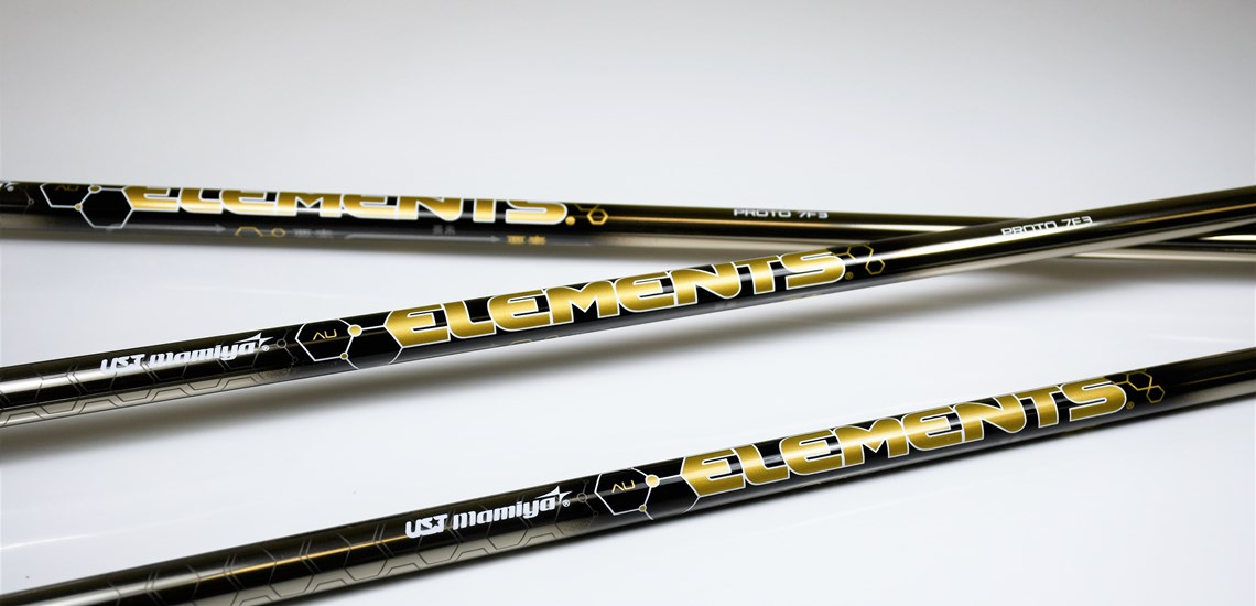 Elements Gold Shafts